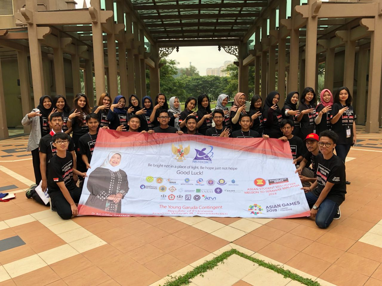 YSS-Students Volunteer Mission To Sarawak, Malayasia 2018