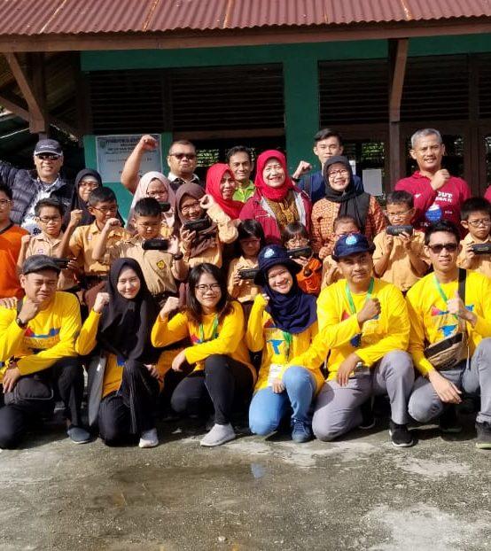 KKN Merajut Nusantara II 2019, Sambas