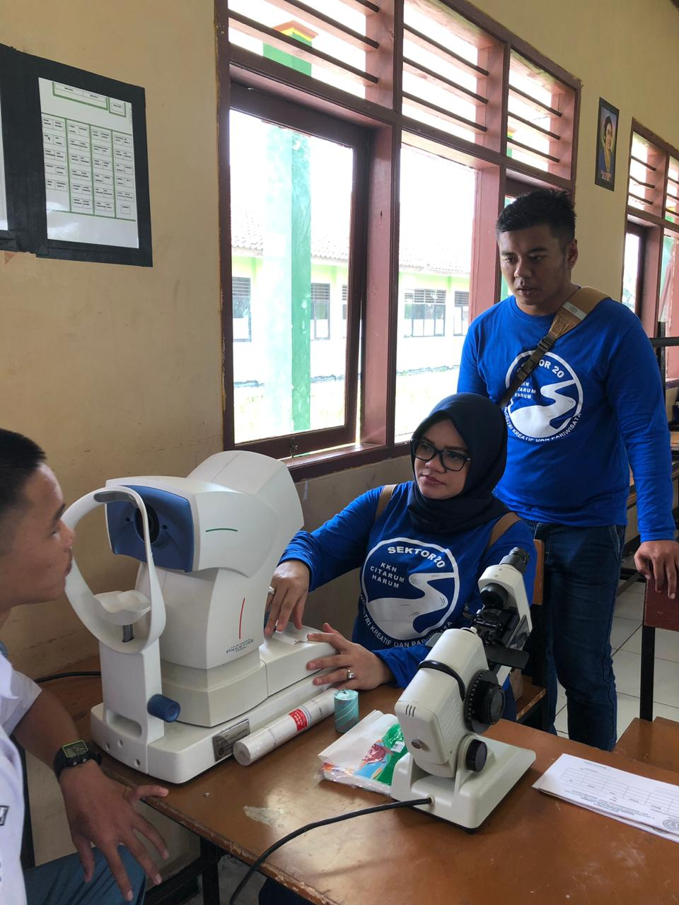 KKN Tematik Citarum Harum 2019, Karawang